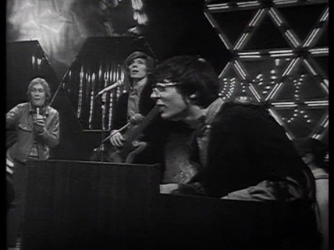 Manfred Mann - The Mighty Quinn - Top Of The Pops (1968)